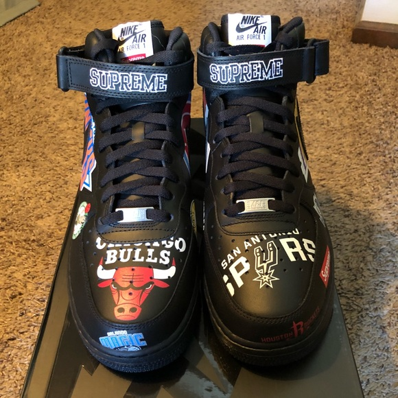 Supreme Other - NBA X SUPREME X NIKE AIR FORCE MID